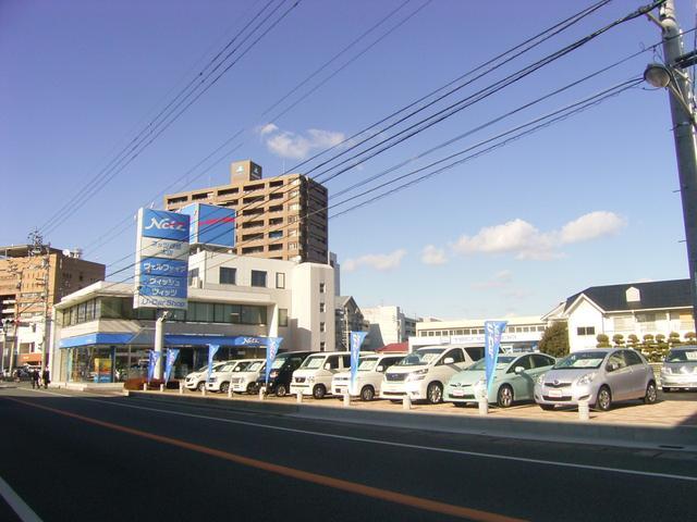 ネッツトヨタ徳島(株) U−Car Shop 本店の店舗画像