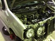 車の心臓、エンジン関連部品の修理・整備・交換を行っております