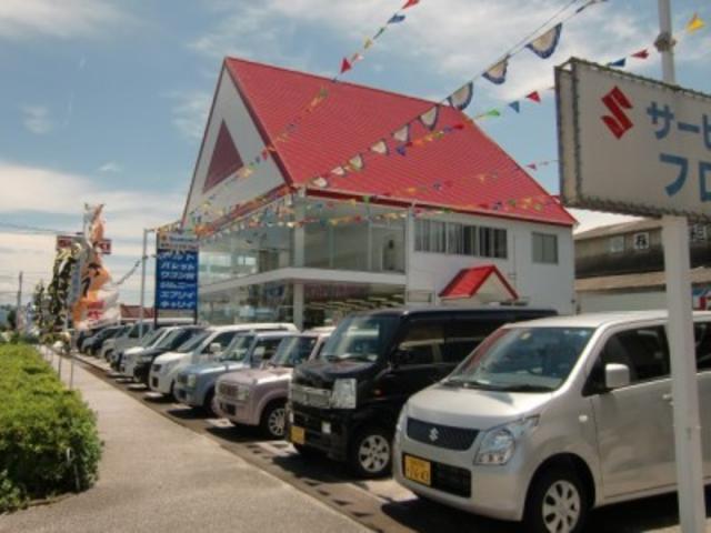 高知スズキ販売(株) スズキアリーナ高知南の店舗画像