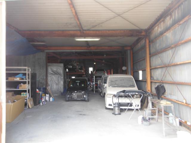 認証工場完備でアフターもご安心頂けます!!整備や修理もお任せ下さい!!