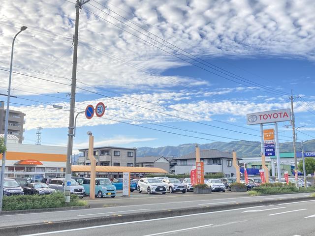 トヨタカローラ高知(株) 金田店の店舗画像