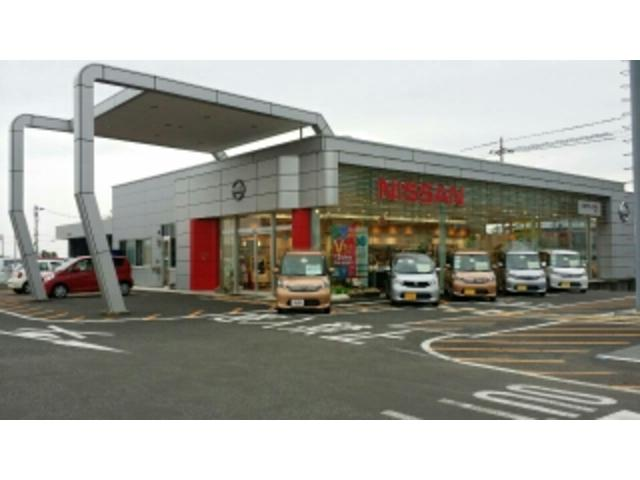 (株)日産サティオ高知 野市店の店舗画像