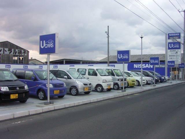 [島根県]島根日産自動車株式会社 出雲支店