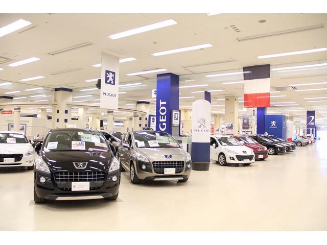 プジョー アプルーブドサイト東郷の店舗画像