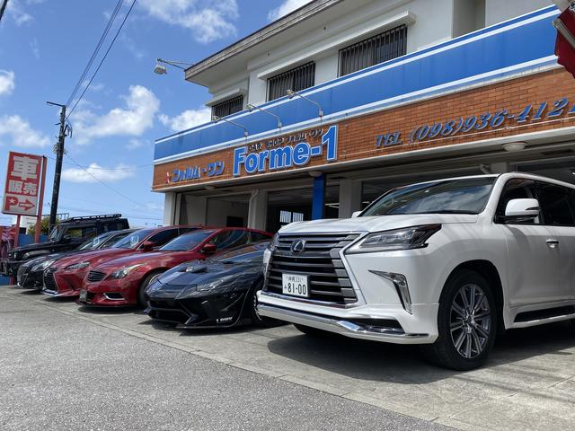 [沖縄県]CAR SHOP Forme−1