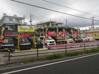 沖縄の中古車販売店ならGarage R's(ガレージアールズ)