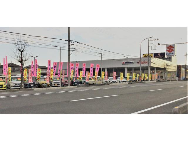 (株)スズキ自販埼玉 スズキアリーナ鷲宮の店舗画像