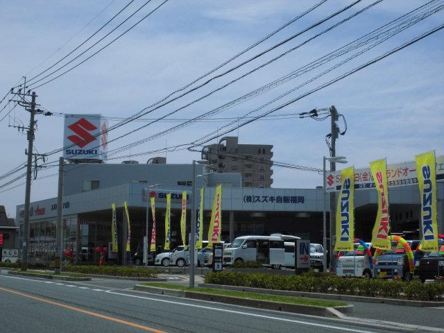 (株)スズキ自販福岡 スズキアリーナ宗像の店舗画像