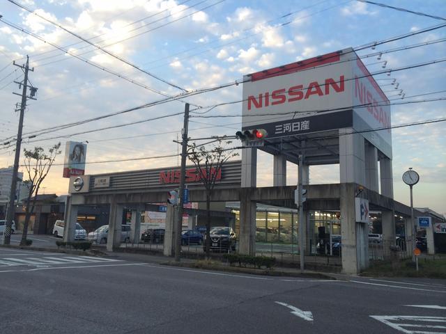 三河日産自動車(株) 日産ギャ...