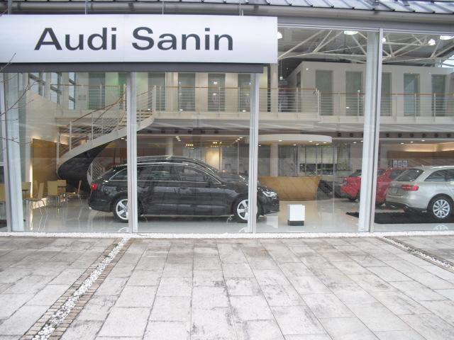 アウディ山陰 サンヨーオートセンターグループの店舗画像