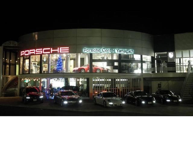 ポルシェセンター山口の店舗画像
