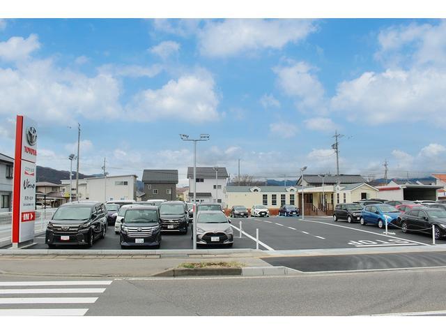 [長野県]長野トヨタ自動車(株) Chu−CAR BOX川中島店