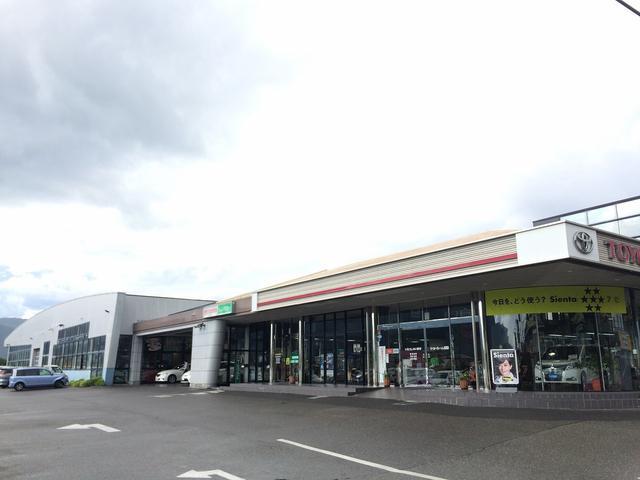 [長野県]長野トヨタ自動車(株) 諏訪店