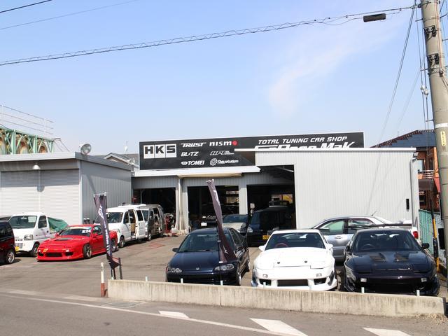 [長野県]ガレージ・マック