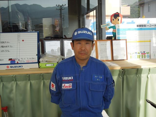 工場長の岡田です!