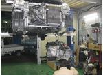 L175S ムーブ エンジン交換