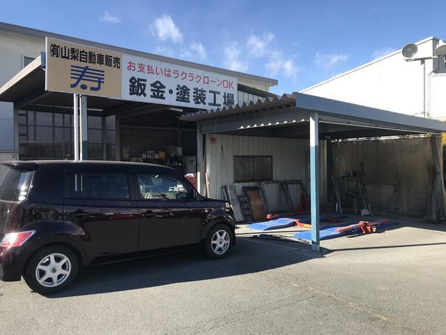 鈑金塗装工場完備!当社の工場では、長年培った技術であなたのカーライフをサポート致します