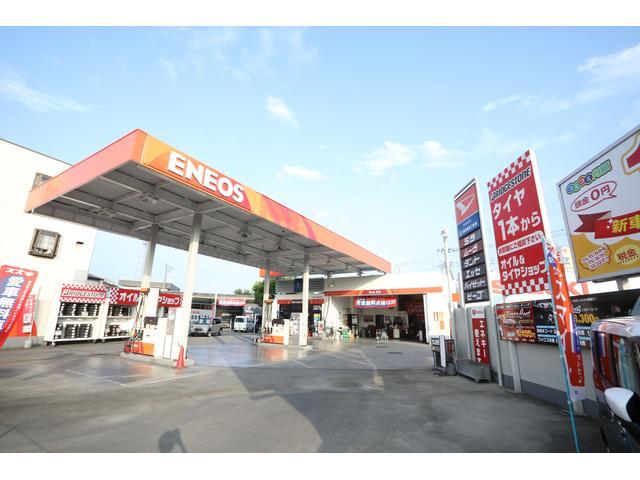 当社は、ガソリンスタンド業を中核に地域の皆様に車社会を通じて社会貢献をさせていただいております。