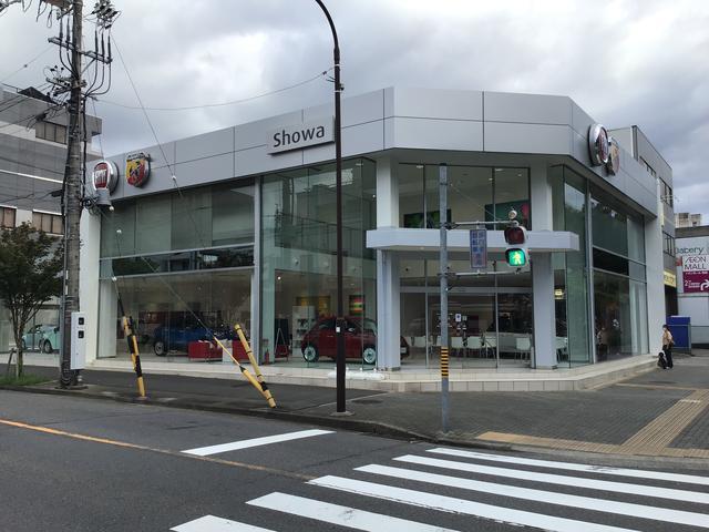 アルファ ロメオ/フィアット昭和 株式会社ホワイトハウスの店舗画像