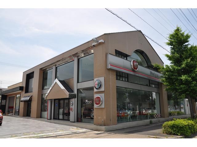 アルファ ロメオ/フィアット守山 アバルト名古屋 株式会社ホワイトハウスの店舗画像