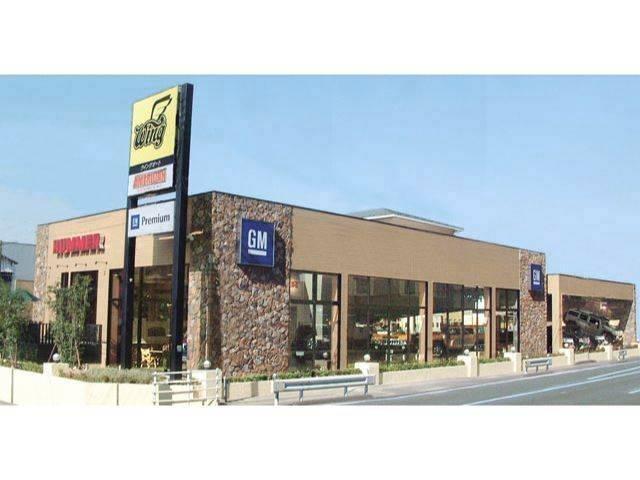 ウイングオート アメリカンショールーム シボレー名岐 ASDNの店舗画像