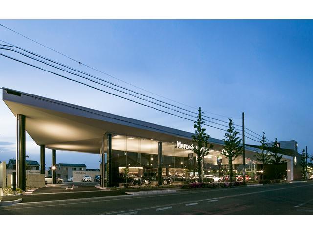 メルセデス・ベンツ岡崎 サーティファイドカーセンターの店舗画像
