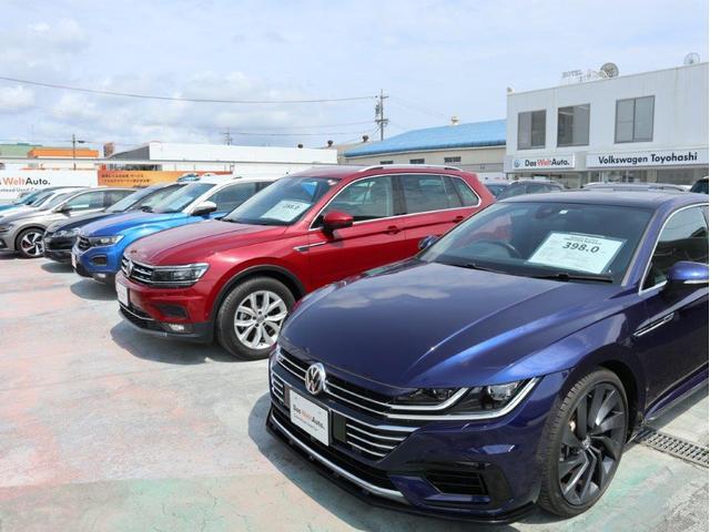 Volkswagen豊橋認定中古車センター サーラカーズジャパン株式会社の店舗画像