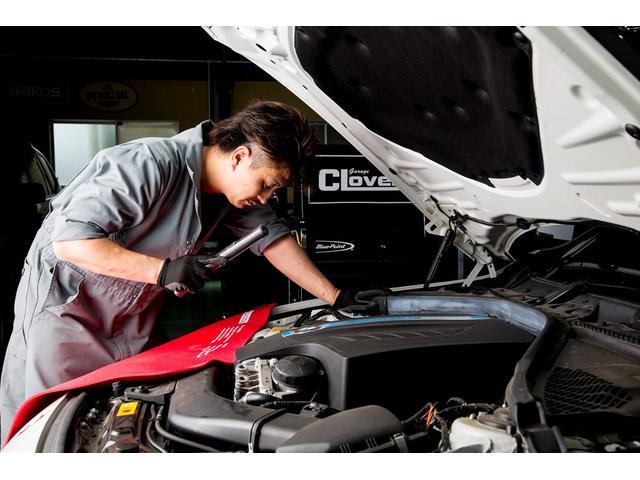 BMW/MINI【クオリティーパートナー】指定 Garage CLover