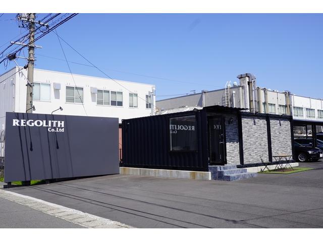 GARAGE REGOLITHの店舗画像