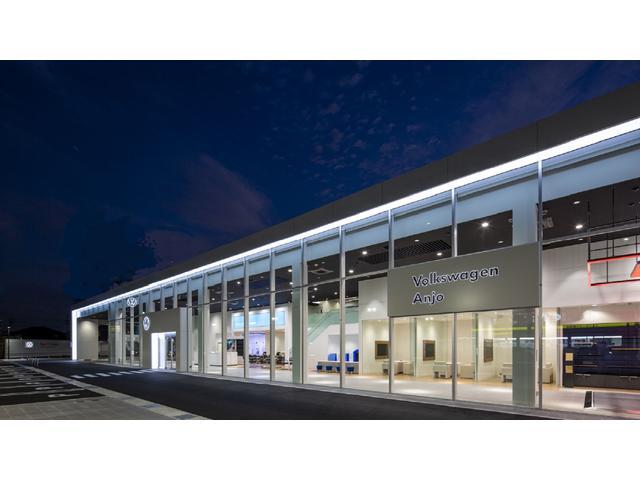 Volkswagen安城の店舗画像