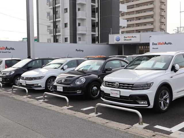 Volkswagen岡崎認定中古車センター サーラカーズジャパン株式会社(1枚目)