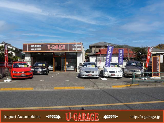 U−Garage ユーガレージ   正規ディーラー車専門店の店舗画像