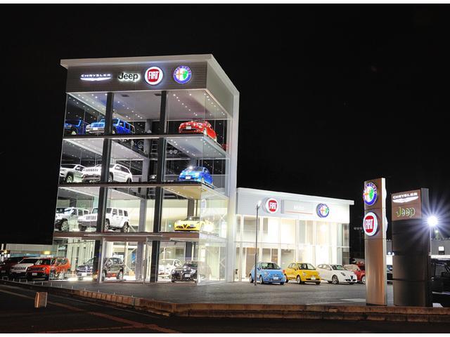 クライスラー/ジープ水戸 (株)シルビオの店舗画像