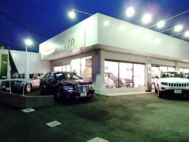 クライスラー/ジープ三郷の店舗画像