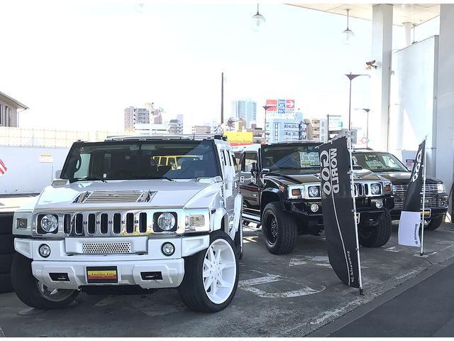 Amazing Auto  アメイジングオート(株)の店舗画像