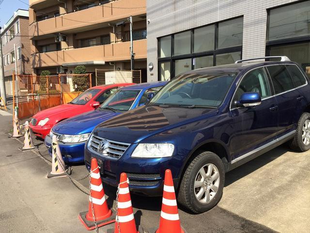 販売におきましては、ワンオーナー車をはじめ整備記録のある良質車両を取り扱っております。