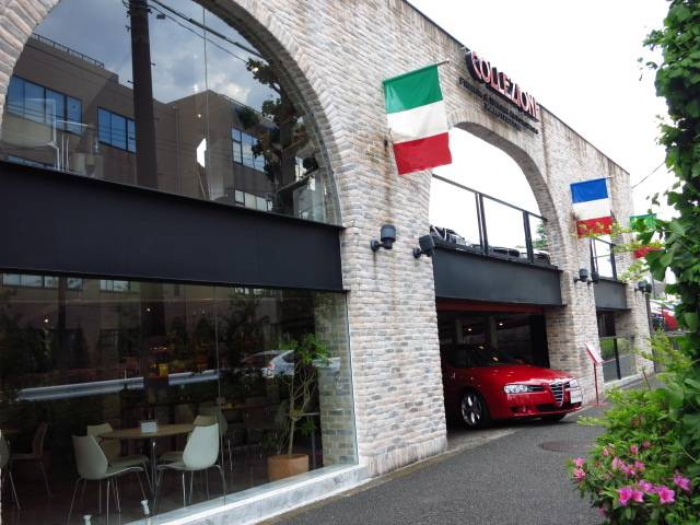イタリア車・フランス車専門の直販店です。