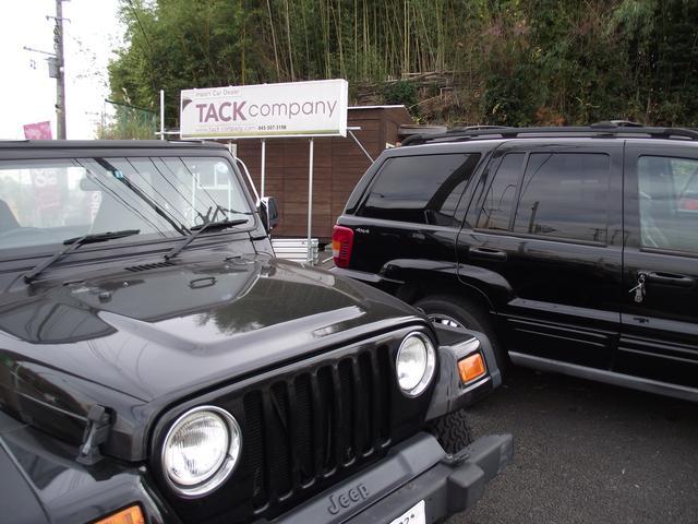 JEEP、シボレー等SUVに特化した販売をおこなっております。