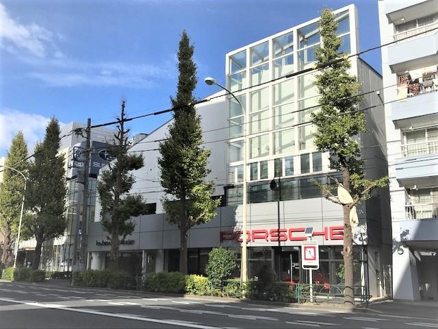 ポルシェセンター浜田山 荻窪認定中古車センターの店舗画像