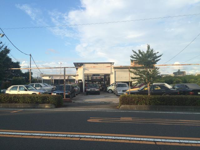Gun auto trade (有)グンオートトレードの店舗画像