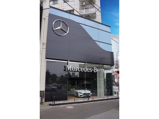 メルセデス・ベンツ中野サーティファイドカーセンターの店舗画像