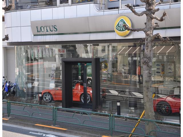 LOTUS SETAGAYA オーセンティックカーズの店舗画像