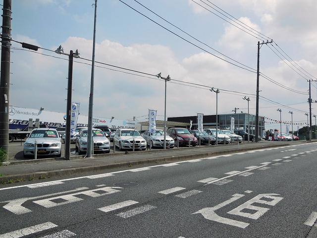 Y.E.S AUTO GARDEN 成田店 イエスオートガーデンの店舗画像