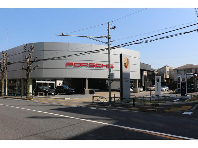 ポルシェセンター青山 世田谷認定中古車センターの店舗画像