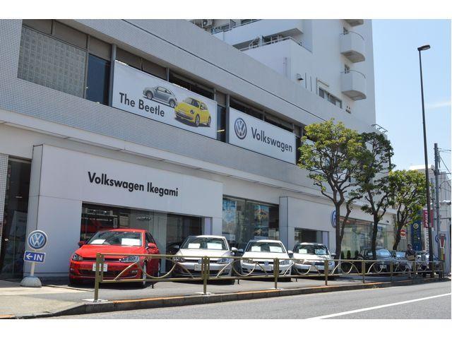 Volkswagen池上(株)MIDの店舗画像