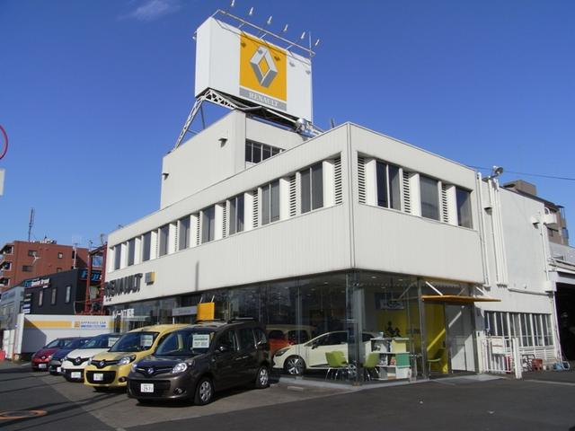 ルノーNT販売 ルノー練馬の店舗画像