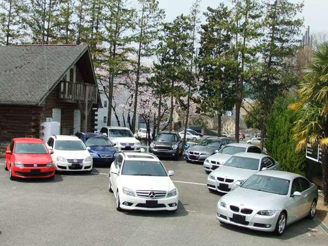 (株)村内外車センターの店舗画像