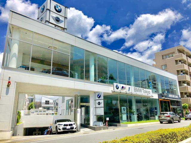 BMW Tokyo BMW Premium Selection目黒の店舗画像