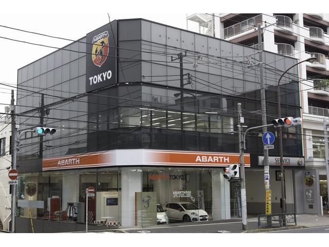 アバルト東京 チェッカーモータース(株)の店舗画像