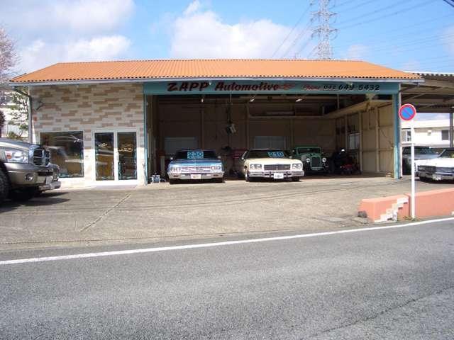 ZAPP AUTOMOTIVEの店舗画像
